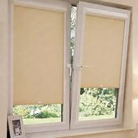 рулонные шторы +на пластиковые окна без сверления