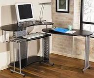 компьютерный стол из металла