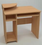 компьютерный стол из ДСП