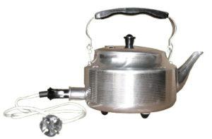 металлический электрочайник