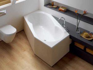 форма ванной