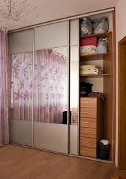 шкафы купе со раздвижной дверью