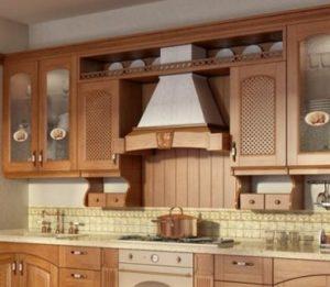 купольная вытяжка на кухню