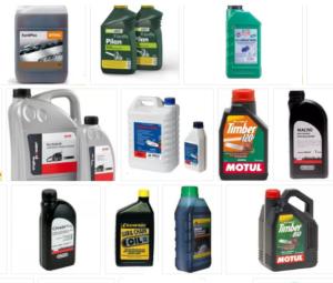 какое масло для бензопилы выбрать
