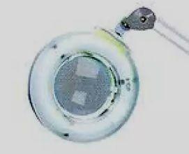 Люминесцентная лампа лупа