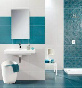 как выбрать керамическую плитку для ванной комнаты