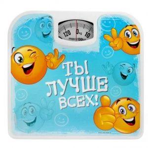 красивые напольные весы