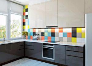 настенная плитка на кухню