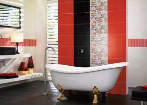 плитка настенная для ванной комнаты фото