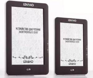 экран электронной книги