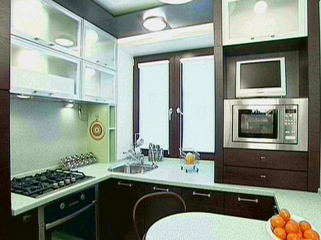 маленькие кухни в хрущёвке фото